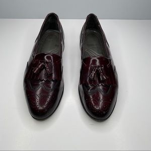 Dexter Royal Mens Shoes Dress Shoes 10M Burgundy